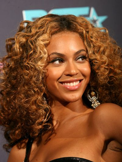 Beyoncé at the  BET Awards in Los Angeles, 2006