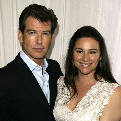 Pierce Brosnan and Keely Shaye Smith: Together since 1994