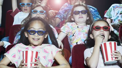 Children benefit from watching the right movies.