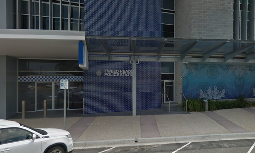 A man and woman are in custody at Tweed Heads Police Station after being extradited from Queensland.