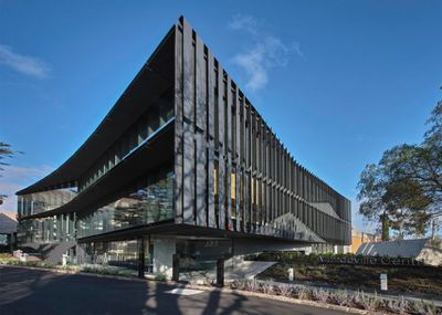 The Mandeville Centre by Architectus