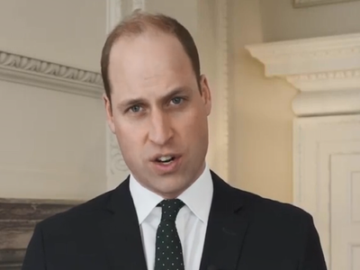 Prince William rallies Britons