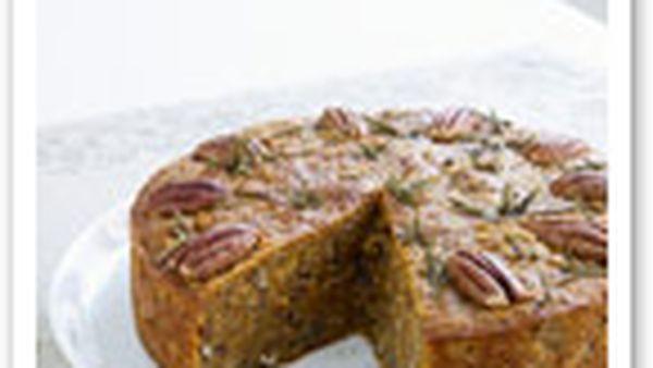 Daylesford pumpkin cake