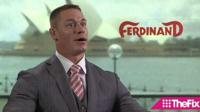 John Cena reveals his favourite thing about coming to 'beautiful,' 'cheeky' Australia
