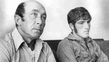 Charles Hickson and Calvin Parker say they were abducted by aliens in 1973.