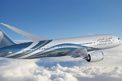 10. Oman Air