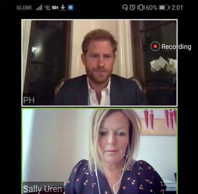 Prince Harry speaks at Tavalyst Virtual Global Summit