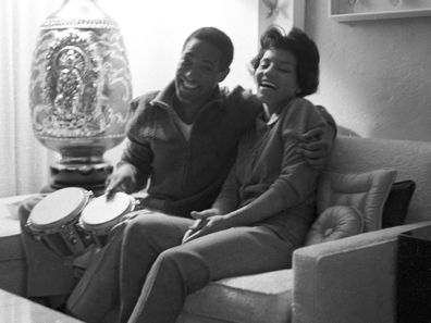 Sam Cooke, what happened, musician, death, wife Barbara Cooke, 1960