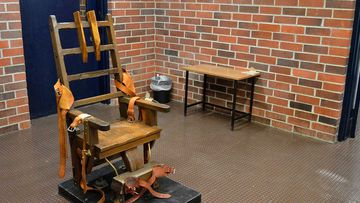 South Carolina intended on executing two inmates on this 109-year-old electric chair.