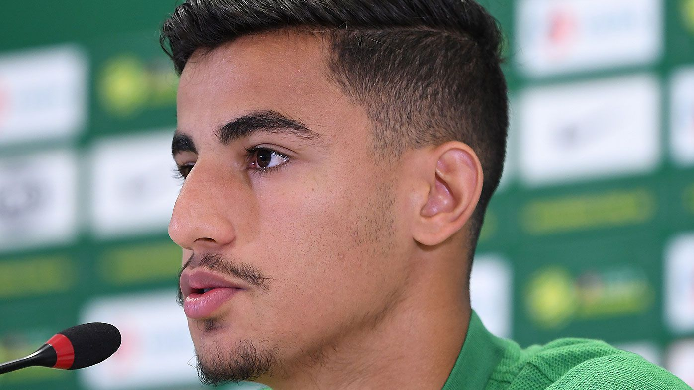 Socceroos star Daniel Arzani set for potential Manchester City move