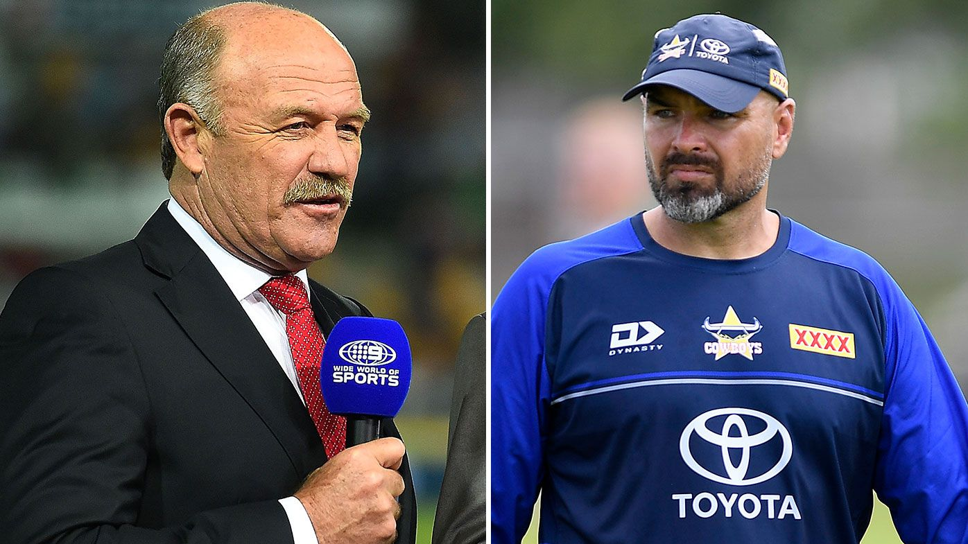 EXCLUSIVE: Wally Lewis' warning to Cowboys coach Todd Payten over press conference messaging