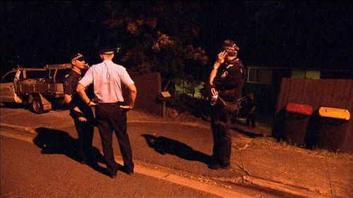 It's understood the couple's four-year-old son was home at the time of the attack. (9NEWS)