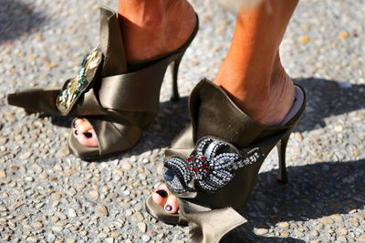 <p>You can almost count the days left until spring on two hands, which means it's time to start worrying about your feet. Here, the essentials to help get yours in top condition before sandal season officially arrives.</p>