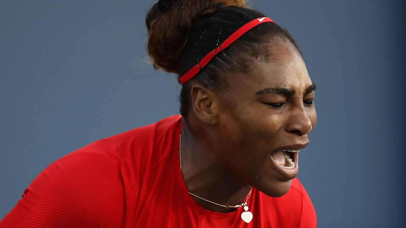 Serena Williams suffered the biggest defeat in his career