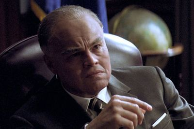 Transformed to look twice his age in <i>J Edgar</i>, Leonardo DiCaprio reportedly spent hours in the make-up chair applying dental structures to mould a bulldog-like jaw, as well as silver spots and aging sagging skin.