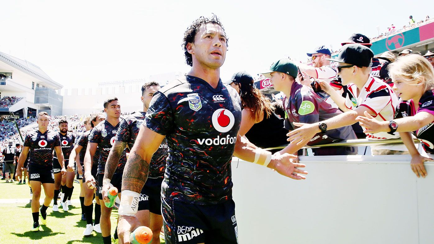 NZ Warriors call for club legend Ruben Wiki to make rugby league comeback at 47