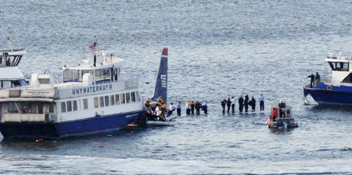 It's been 10 years since US Airways flight 1549 landed on the Hudson River after colliding with a flock of geese just after takeoff.