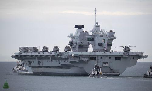 Britain officially an aircraft carrier power again