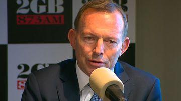 Turnbull failed the test he set himself: Abbott