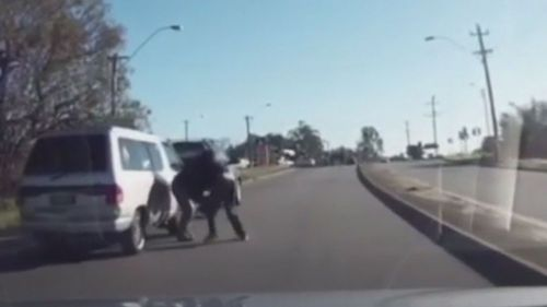 Dashcams, phone and CCTV footage capture a lot of modern road rage attacks.