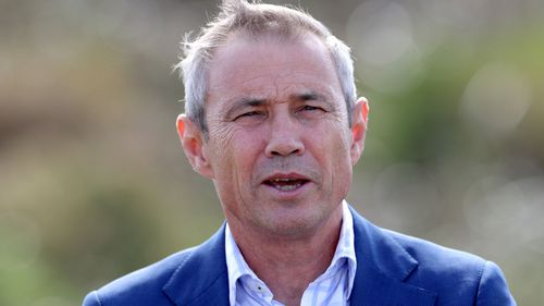 WA Health Minister Roger Cook.