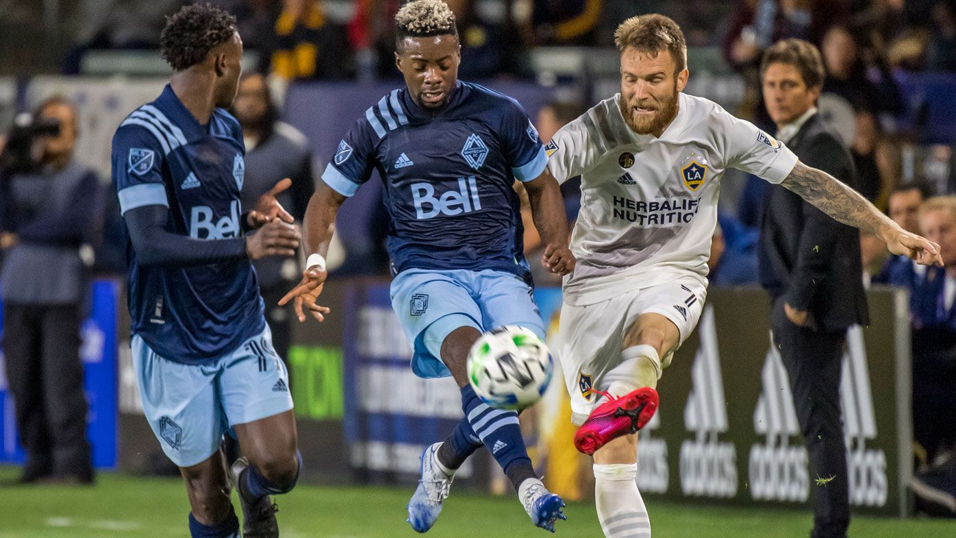 Major League Soccer's LA Galaxy sacks Aleksandar Katai after wife's racist posts
