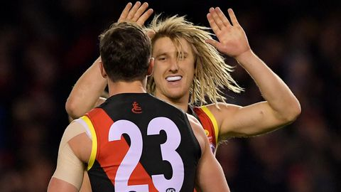 Dyson Heppell of the Bombers