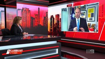 Josh Frydenberg explains the lockdown 'cash flow boost' announcement