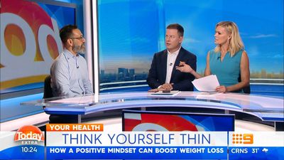 Think yourself thin: How a positive mindset can help you hit your weight-loss goals