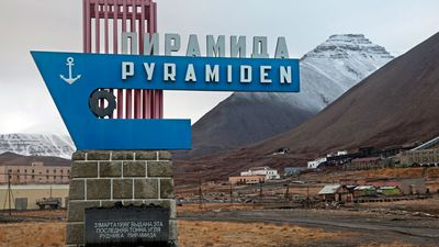 Inside a Russian Arctic Circle ghost town