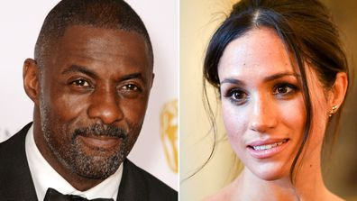 Idris Elba was DJ at Meghan Markle and Price Harry's royal wedding