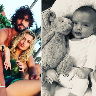 Cheyenne Tozzi shares first photo of baby girl