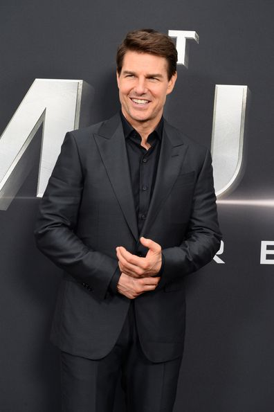 Tom Cruise, The Mummy fan event, AMC Loews Lincoln Square, June 6, 2017, New York City