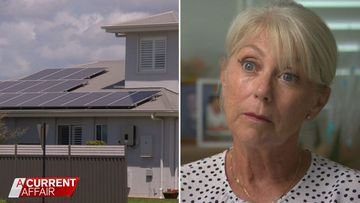 Woman on the brink of losing her home over solar panels