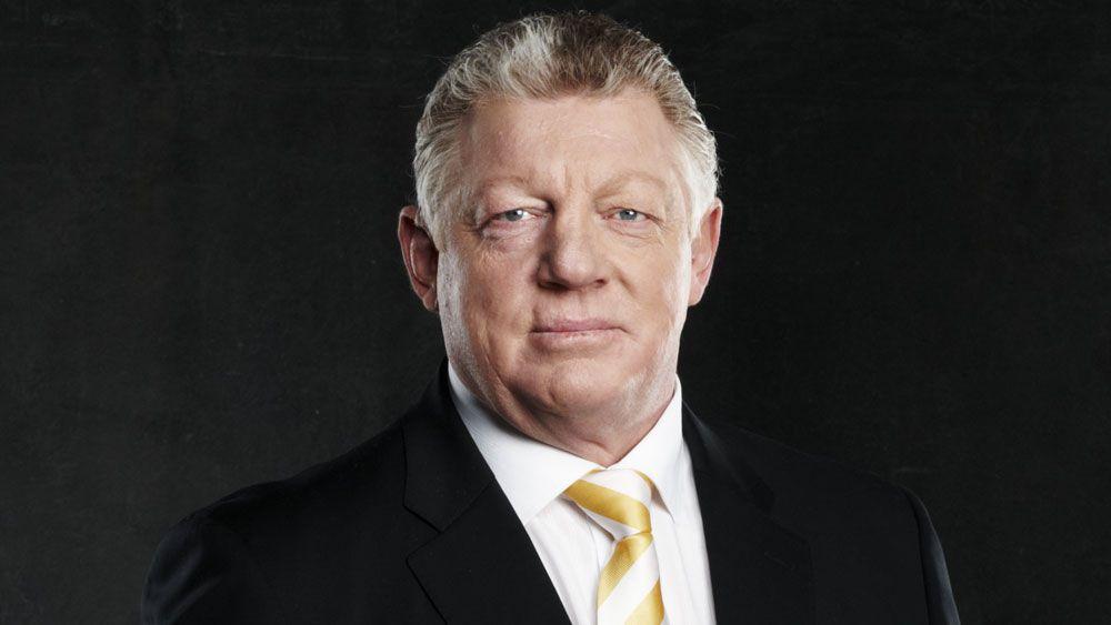 Channel Nine commentator and columnist Phil Gould.