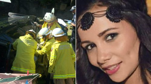 Tara Brown died in hospital on Wednesday night after allegedly being bashed by her former partner. (9NEWS)