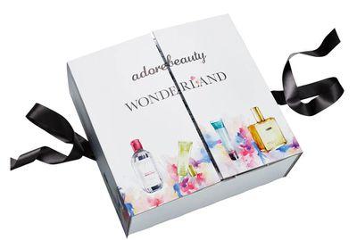 """<a href=""""http://www.adorebeauty.com.au/adore-beauty-wonderland-advent-calendar.html"""" target=""""_blank"""">Wonderland Advent Calendar, $199, Adore Beauty</a>"""