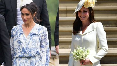 The thrifty style habit Meghan Markle and Kate Middleton have in common