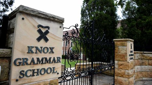 Knox Grammar is one of Sydney's most exclusive private schools.