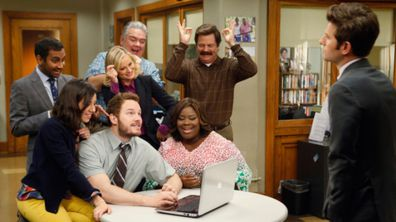 Parks & Recreation.