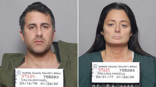 Michael Valva and Angela Pollina have been charged with second degree murder.