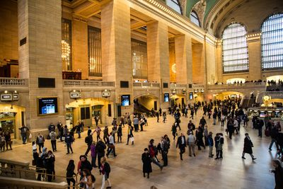 <strong>Grand Central Terminal, New York, New York</strong>