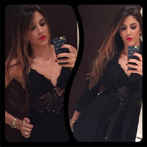 Daniela Ospina's underwent plastic surgery after being called 'ugly' by Real Madrid fans. (Twitter)