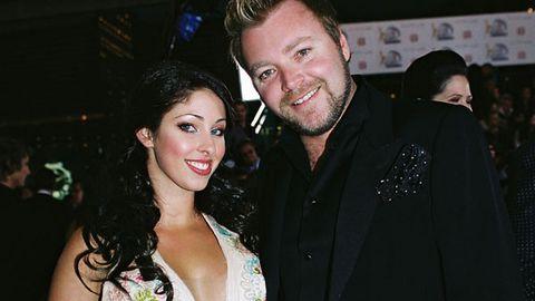 Tamara Jaber and Kyle Sandilands in 2006