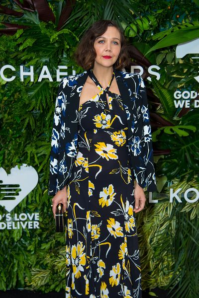 Maggie Gyllenhaal at the Annual God's Love We Deliver Golden Heart Awards in New York City