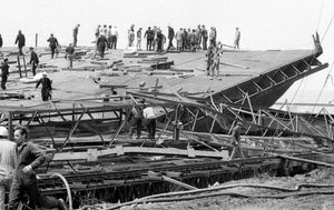 Westgate Bridge Disaster: Survivor recounts deadly collapse 50 years on