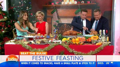 The cheeky Christmas tips to avoid silly season weight gain