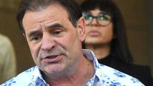 John Setka is resisting efforts to boot him out of the Labor Party.