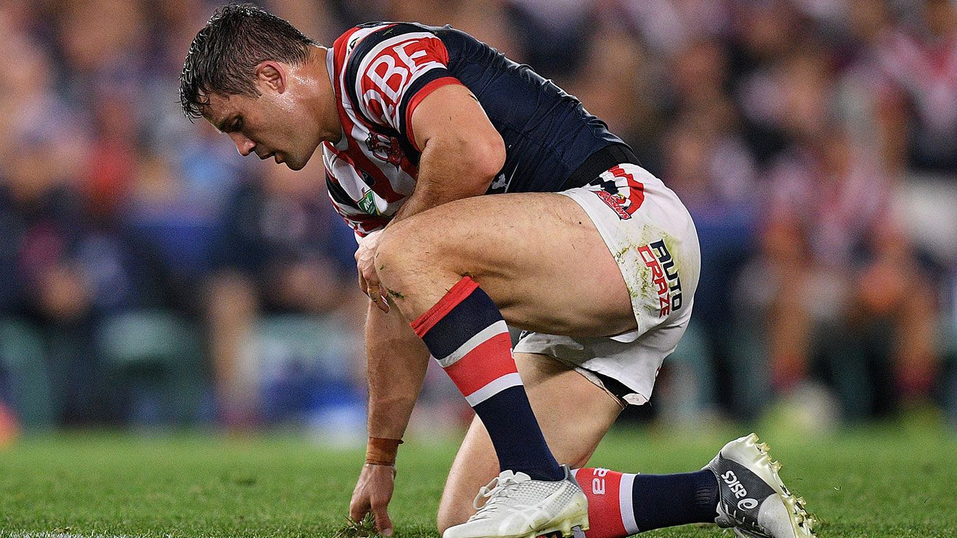 Cooper Cronk: Grand FInal a 'long shot' as he battles injured shoulder
