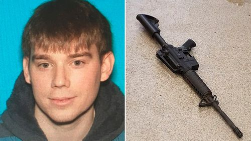 Police are searching for Travis Reinking in connection with a fatal shooting at the Waffle House restaurant. (AP)